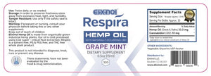 Best Respira Hemp Oil Tinctures - Green Door CBD