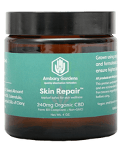 Load image into Gallery viewer, Skin Repair Salve - 4oz - Green Door CBD