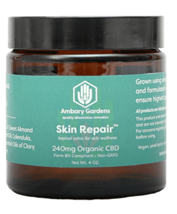 Skin Repair Salve - 4oz - Green Door CBD