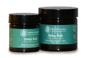 Deep Rub - Green Door CBD