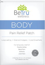 Load image into Gallery viewer, Body Pain Relief Patch - Green Door CBD