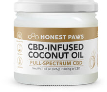 Load image into Gallery viewer, Best Honest Paws CBD-Infused Coconut Oil - Green Door CBD