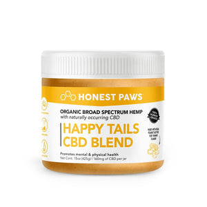 Best Honest Paws CBD-Infused Peanut Butter - Green Door CBD