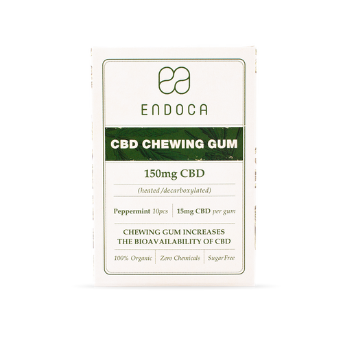 Best CBD Chewing Gum - Green Door CBD