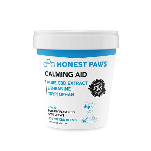 Best Honest Paws CBD Pet Soft Chews - Green Door CBD