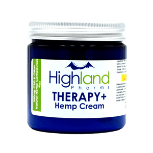 Best Therapy+ Hemp Cream - Green Door CBD