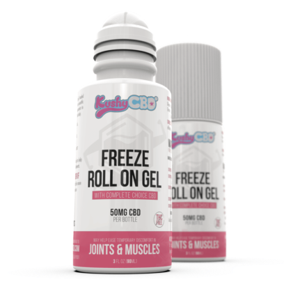 Best Freeze Roll-On - Green Door CBD