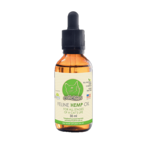 Best Catnip Oil Tincture - Green Door CBD