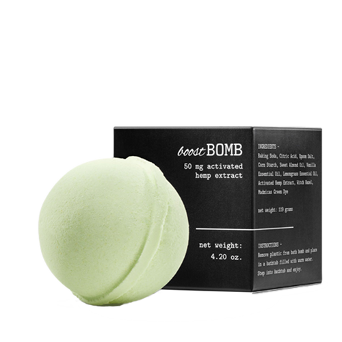 Best CBD Bath Bombs - 50mg - Green Door CBD