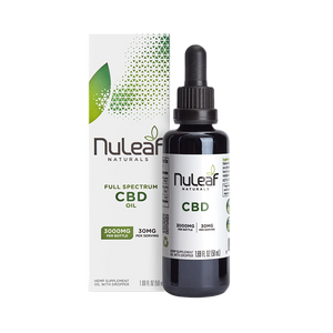 Best Full Spectrum CBD Oil - Green Door CBD