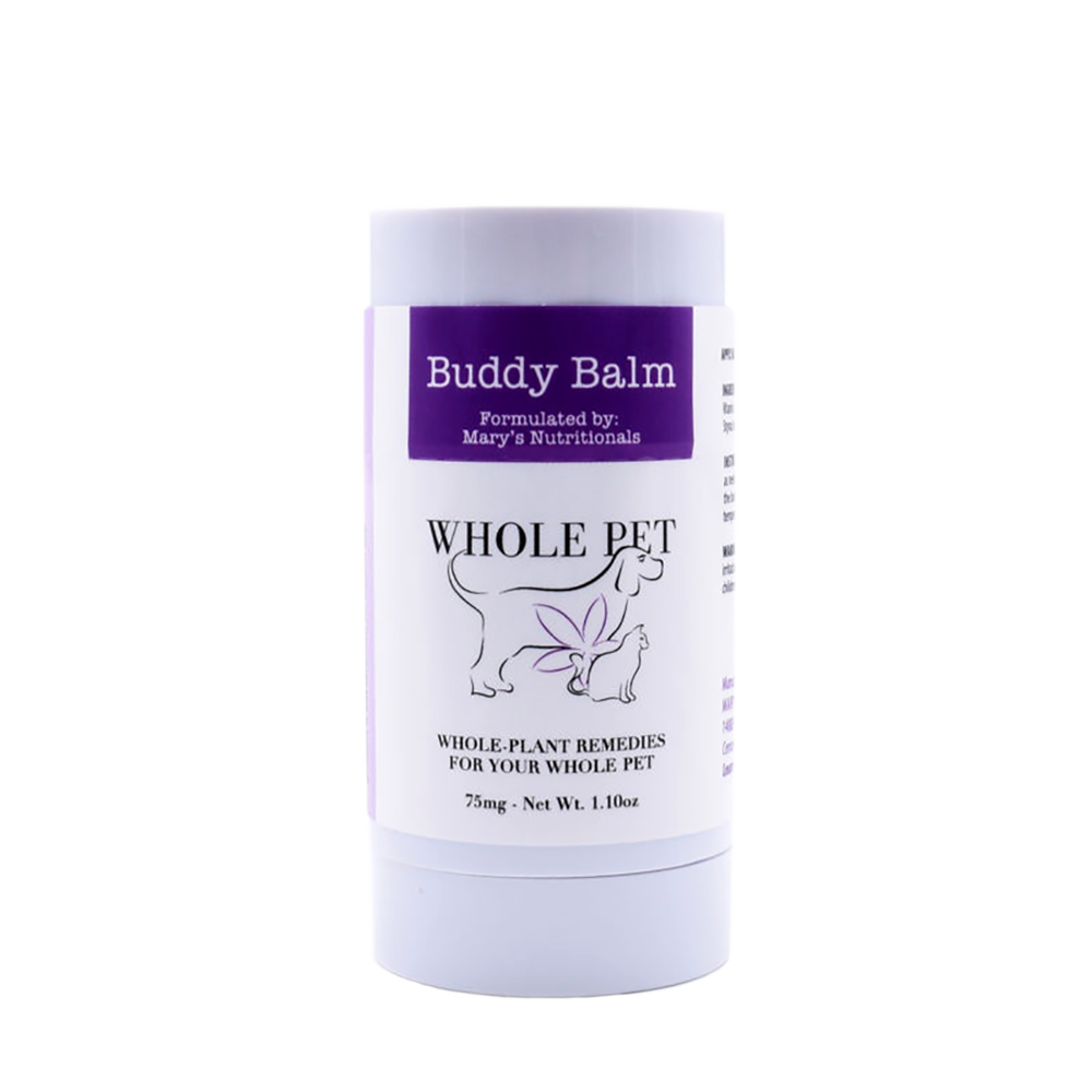 Best Mary's Whole Pet CBD - Buddy Balm - Green Door CBD