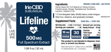 Load image into Gallery viewer, Best Lifeline CBD Oil Tincture - Green Door CBD