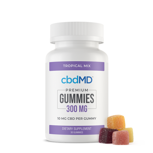 cbdMD Gummies - Green Door CBD