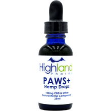 Load image into Gallery viewer, Best CBD PAWS (CBD Oil for Pets) - Green Door CBD