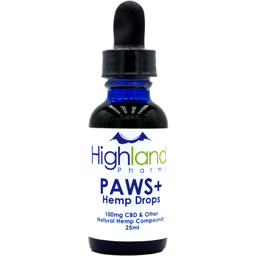 Best CBD PAWS (CBD Oil for Pets) - Green Door CBD