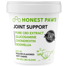 Load image into Gallery viewer, Best Honest Paws CBD Pet Soft Chews - Green Door CBD