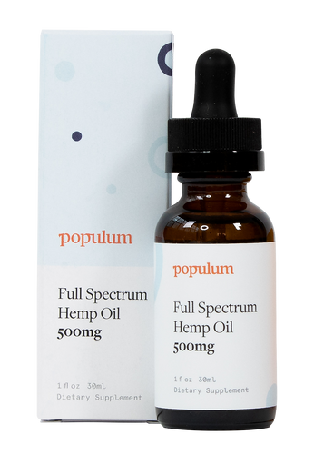 Best Full-Spectrum Hemp Oil - Green Door CBD