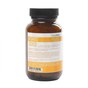 Best Gold Capsules - 30ct - Green Door CBD