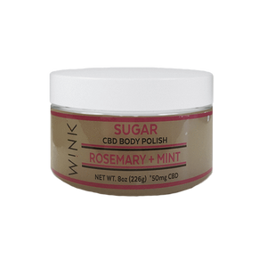 Best CBD Sugar Scrub - Green Door CBD