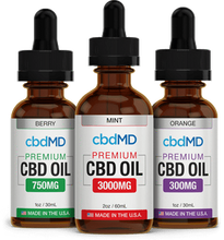 Load image into Gallery viewer, Best CBD Tincture - Green Door CBD