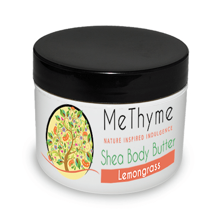 SHEA BODY BUTTER 2OZ. - Me Thyme Natural Bath & Body Products