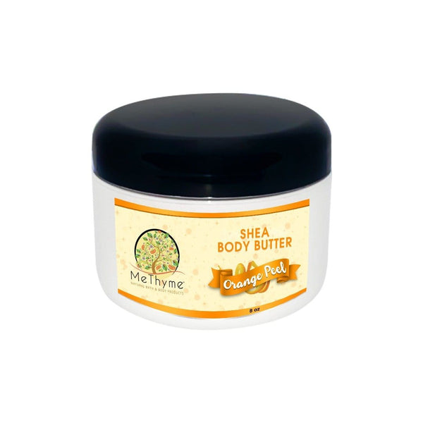 SHEA BODY BUTTER 8OZ.