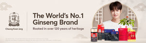 Cheong Kwan Jang | The World's No.1 Ginseng Brand
