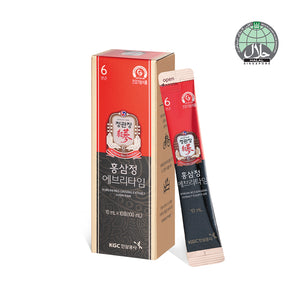 Cheong Kwan Jang Korean Red Ginseng Extract Everytime 30S