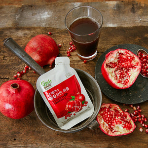 Good Base Korean Red Ginseng with Pomegranate Pouch 30s [Bulk Purchase 5 boxes]