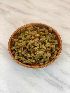 Green Raisins (青提子)