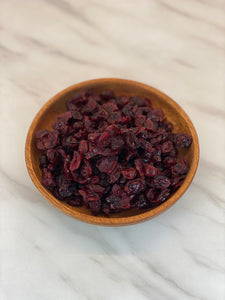 Dried Cranberries (蔓越莓)