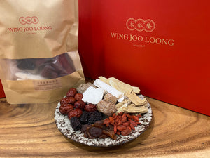 Confinement Premium Red Date Tea Package (30 days)