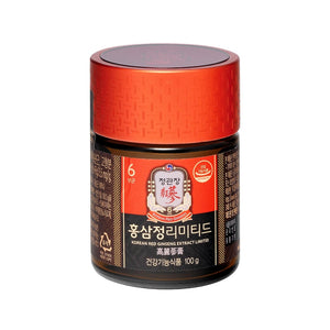 Ckj Korean Red Ginseng Extract Limited Cheong Kwan Jang