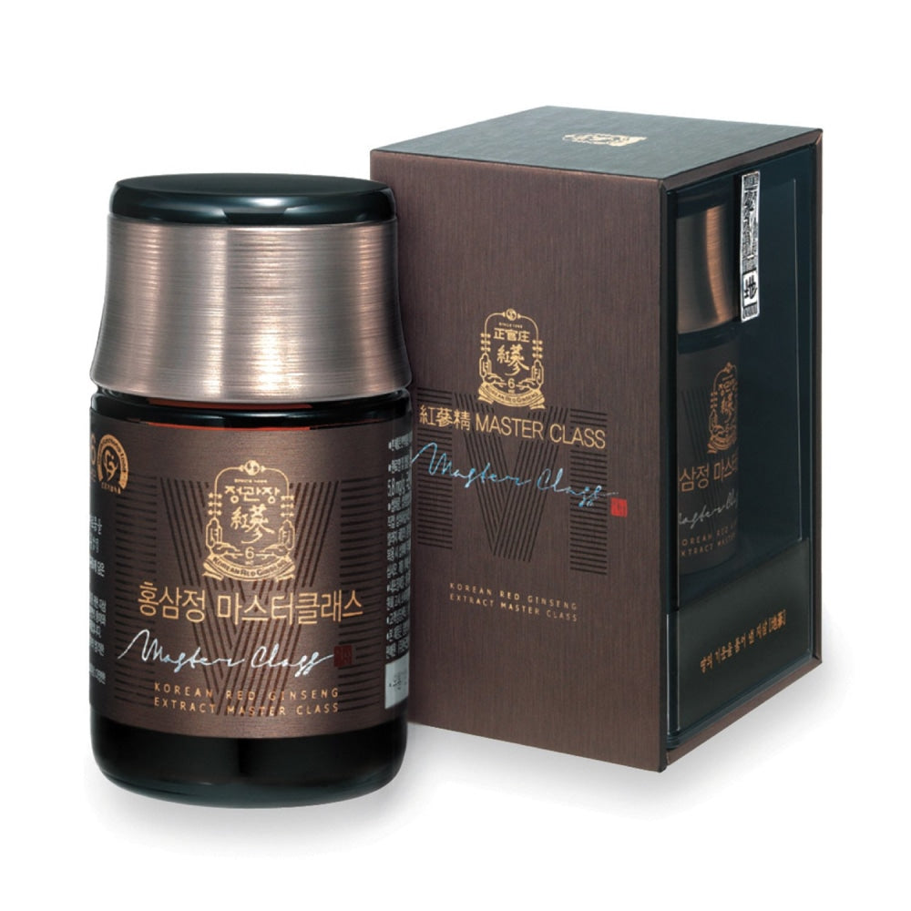 Ckj Korean Red Ginseng Extract Master Class Cheong Kwan Jang