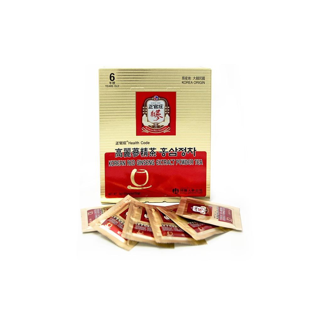 Ckj Korean Red Ginseng Extract Tea Cheong Kwan Jang