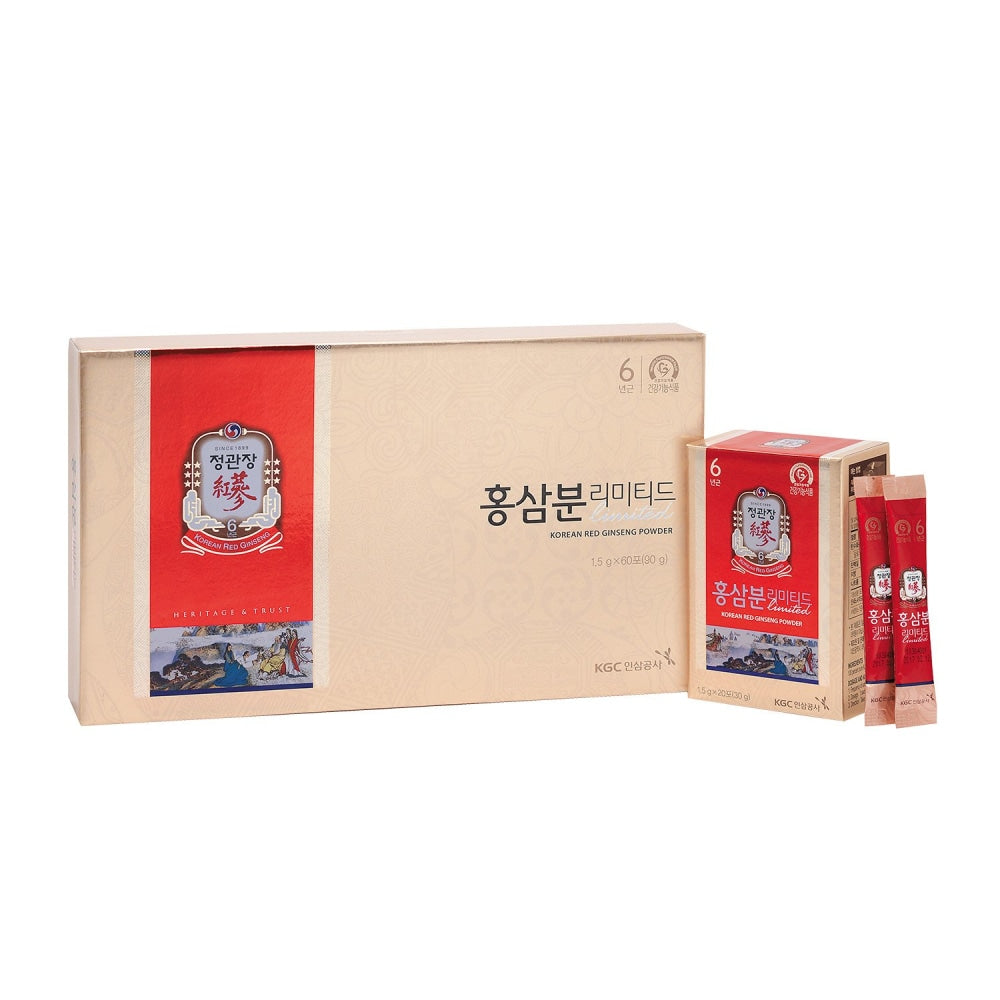 Ckj Korean Red Ginseng Powder Limited Cheong Kwan Jang