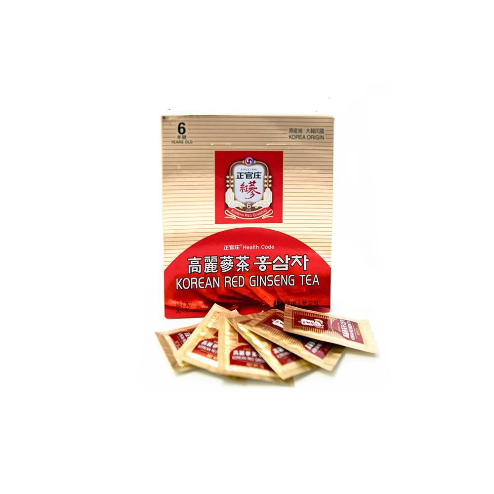 Ckj Korean Red Ginseng Tea Cheong Kwan Jang