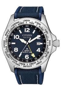 Citizen Eco-Drive Promaster BJ7100-15L