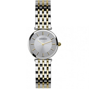 Michel Herbelin Classic Epsilon Watch 1045/BT12