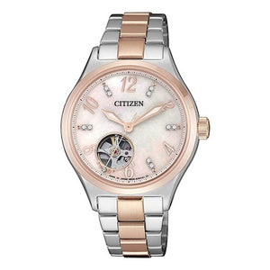 Citizen MECHANICAL OPEN HEART - PC1006-84D