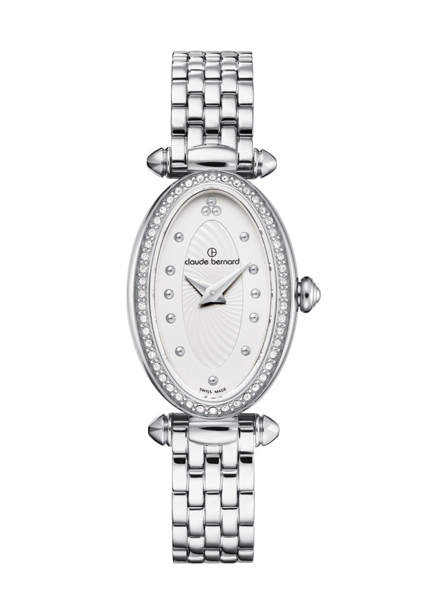 Claude Bernard Mini Ovale 20210.3PM.AIN
