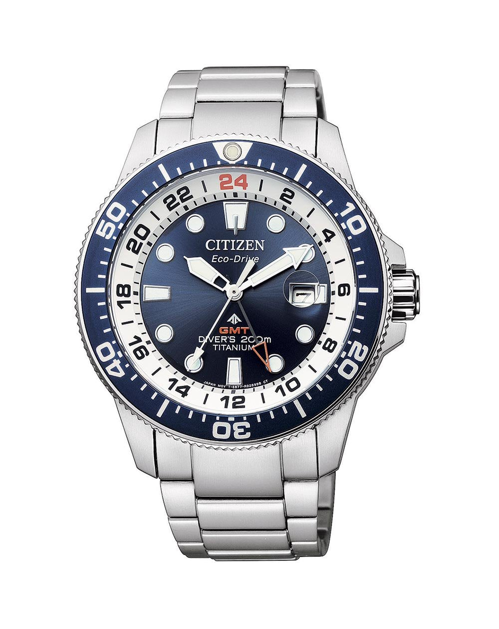 Citizen Eco-Drive Promaster BJ7111-86L