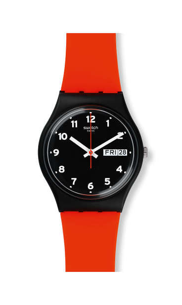 Swatch Gent Standard RED GRIN GB754