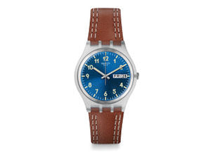 Swatch Gent Standard WINDY DUNE GE709