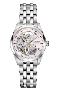 Hamilton JAZZMASTER VIEWMATIC SKELETON LADY AUTO H32.405.171