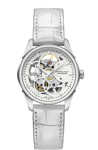 Hamilton JAZZMASTER VIEWMATIC SKELETON LADY AUTO - H32.405.811