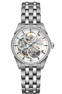 Hamilton JAZZMASTER VIEWMATIC SKELETON LADY AUTO - H42.405.191