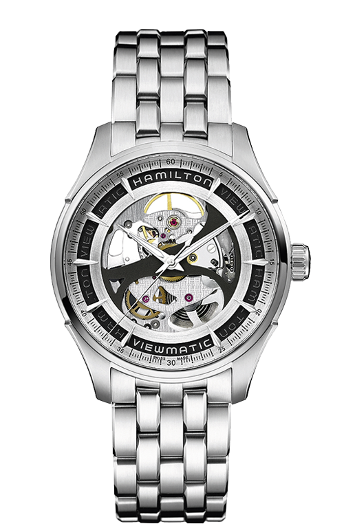 Hamilton VIEWMATIC SKELETON GENT AUTO - H42.555.151