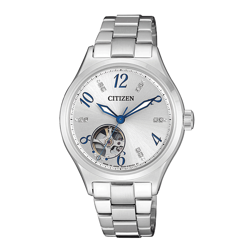 Citizen MECHANICAL OPEN HEART - PC1000-81A