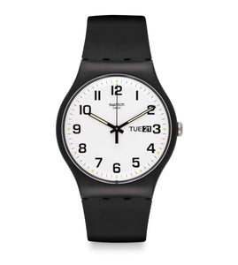 Swatch New Gent TWICE AGAIN SUOB705